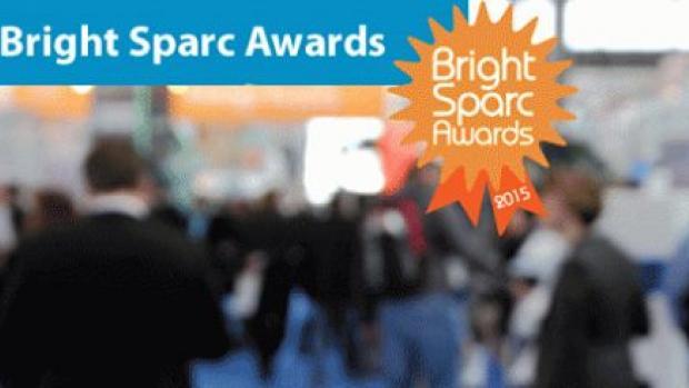 BrightSparc Awards Poster