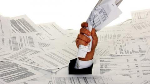 Paperless forms